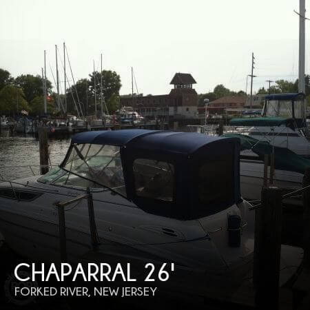 Used Chaparral 26 Boats For Sale by owner | 2001 Chaparral Signature 260