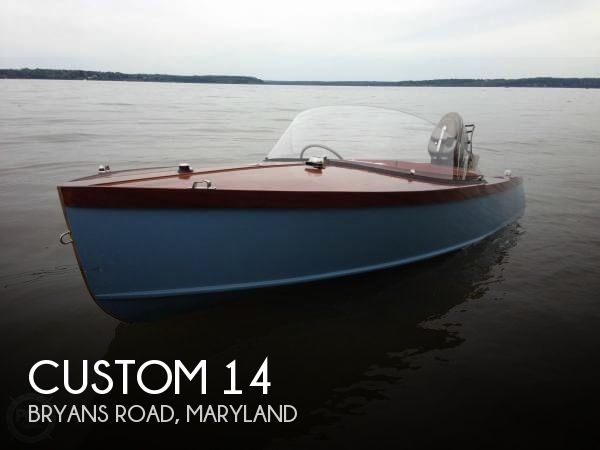 2013 CUSTOM 14 for sale