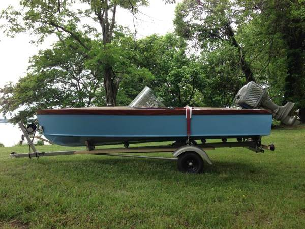 2013 Custom boat for sale, model of the boat is 14 & Image # 4 of 20