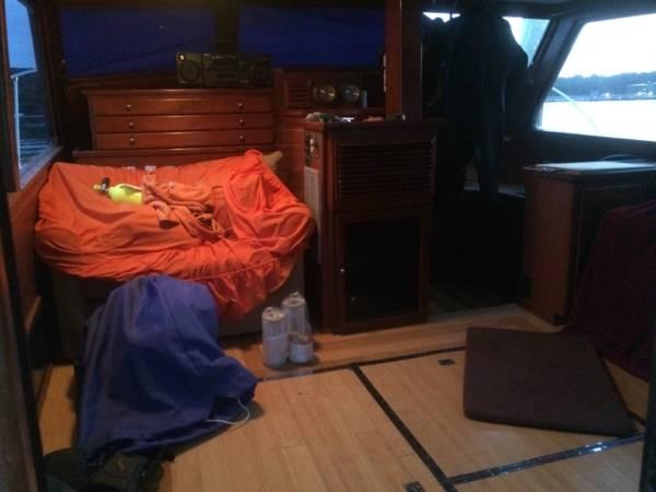 1980 Tiffany Yachts 41 - Photo #17