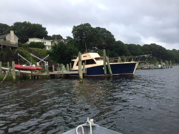 1980 Tiffany Yachts 41 - Photo #3