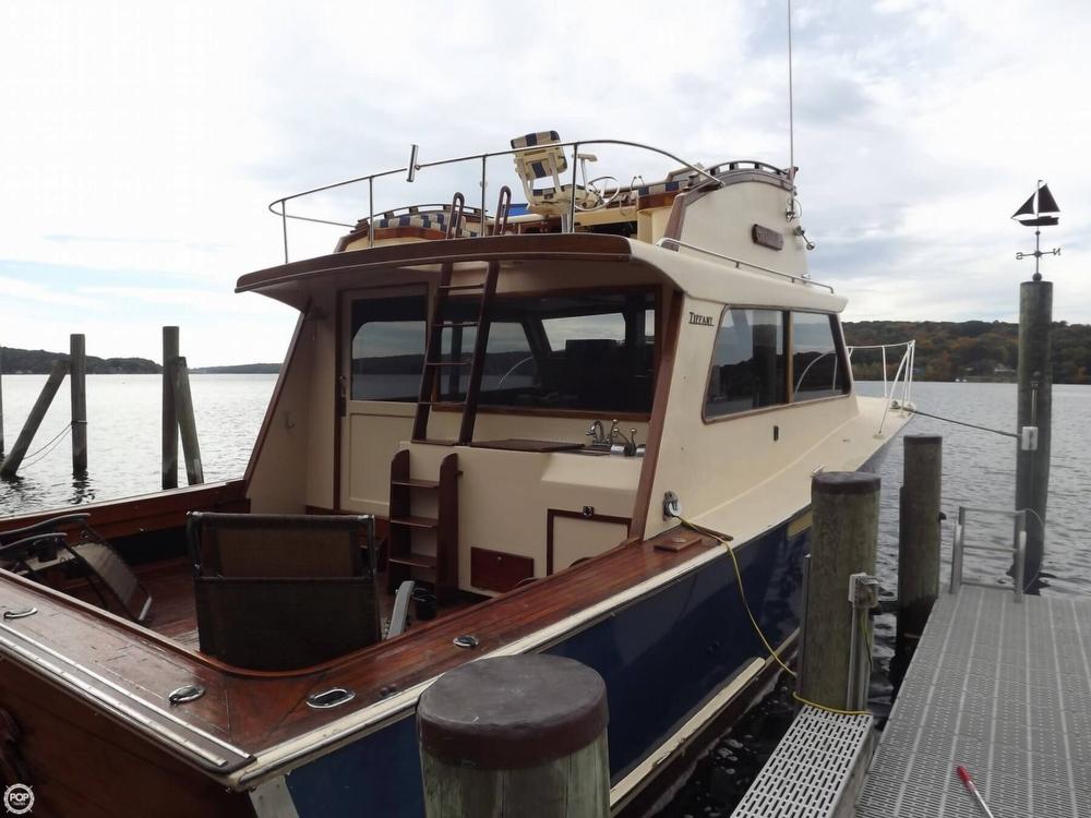 1980 Tiffany Yachts 41 - Photo #23
