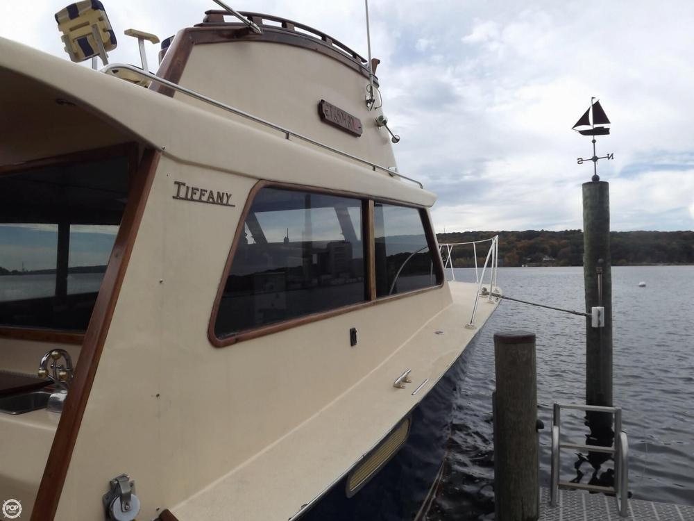 1980 Tiffany Yachts 41 - Photo #28