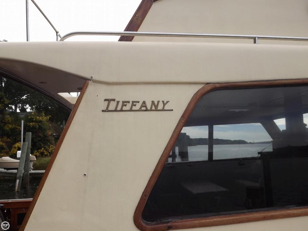1980 Tiffany Yachts 41 - Photo #29