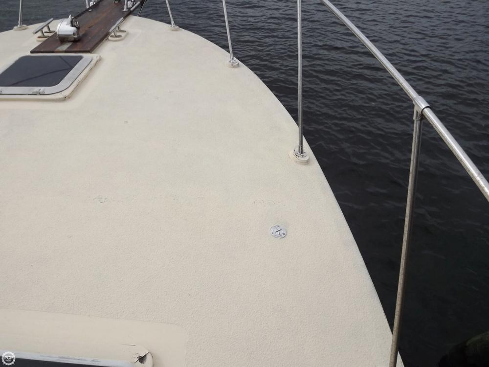 1980 Tiffany Yachts 41 - Photo #40