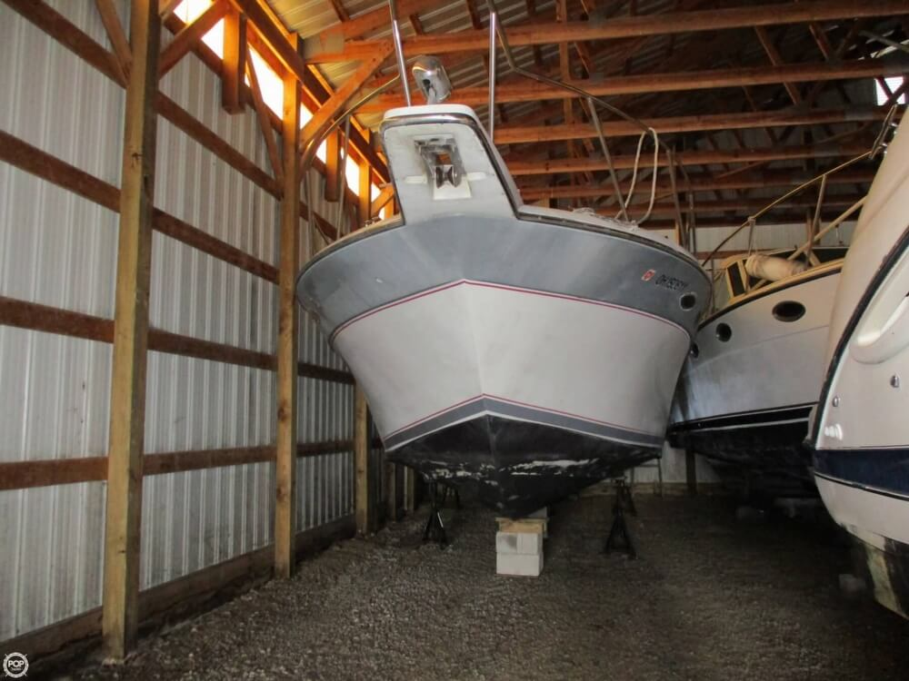 1987 Chris Craft boat for sale, model of the boat is 320 Amerisport Express & Image # 3 of 40
