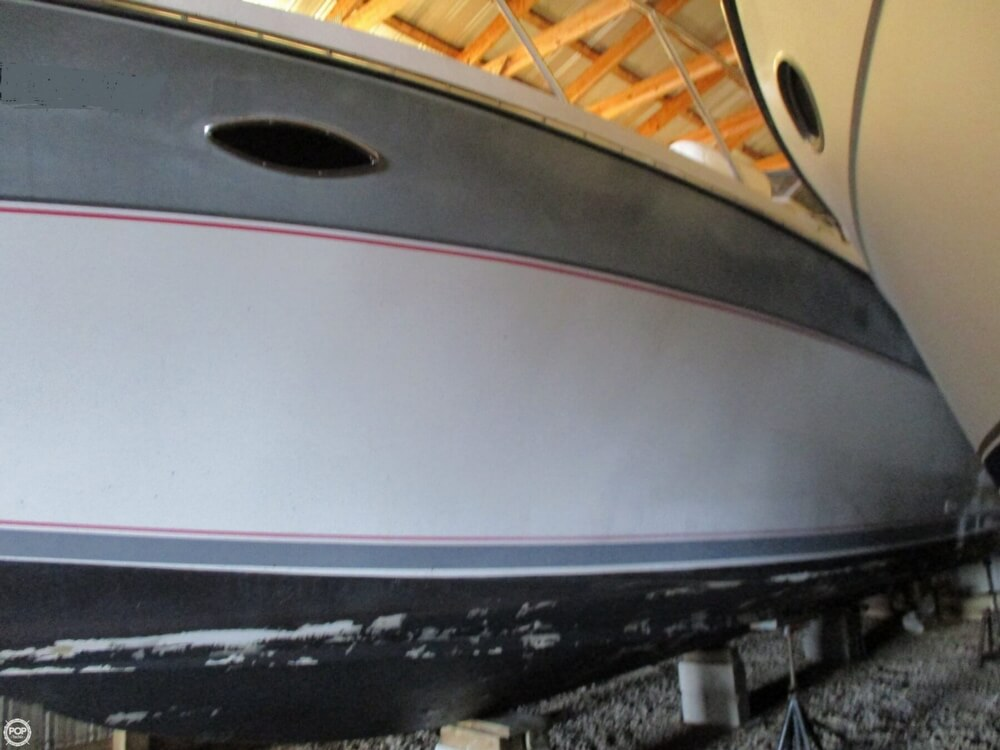 1987 Chris Craft boat for sale, model of the boat is 320 Amerisport Express & Image # 6 of 40
