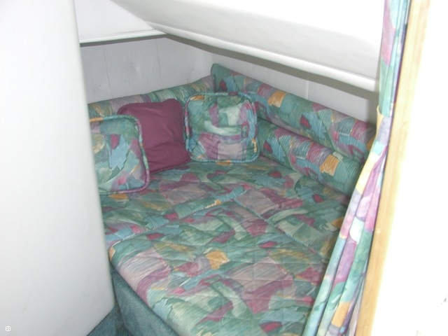 Rear Stateroom  (sleeps Two  6' 5