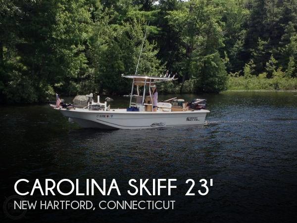 2011 CAROLINA SKIFF 238 DLV for sale