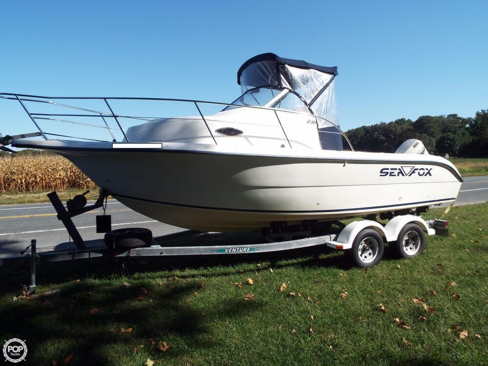 2000 Sea Fox 230 Walkaround - Photo #4