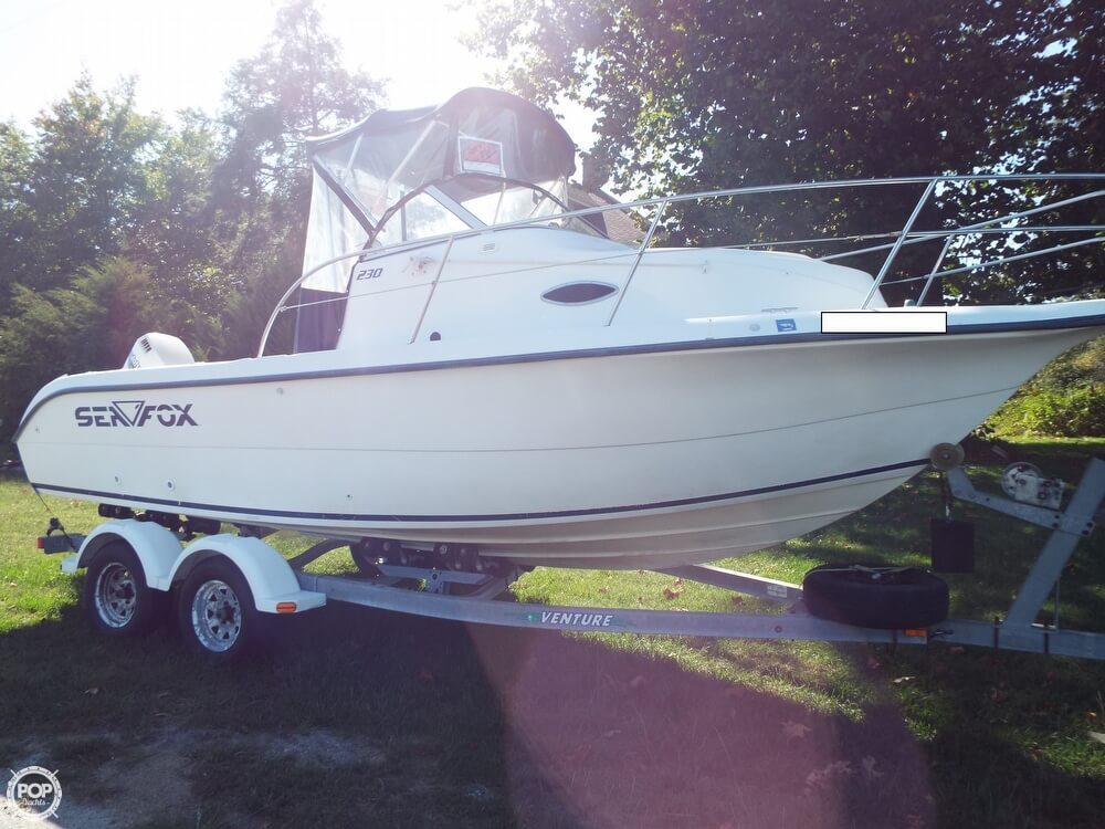 2000 Sea Fox 230 Walkaround - Photo #8