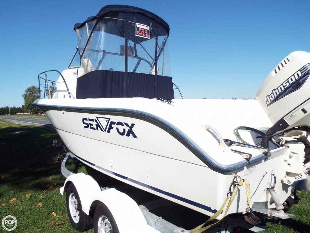 2000 Sea Fox 230 Walkaround - Photo #11