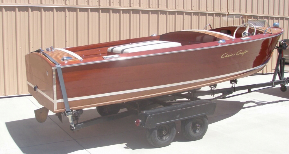 1954 Chris-Craft Sportsman Deluxe - Photo #4