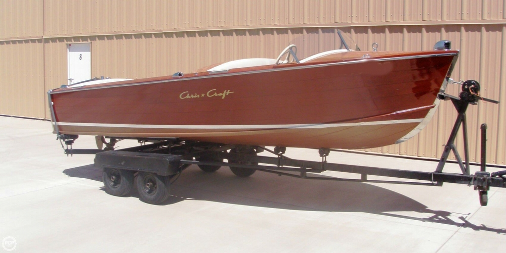 1954 Chris-Craft Sportsman Deluxe - Photo #5