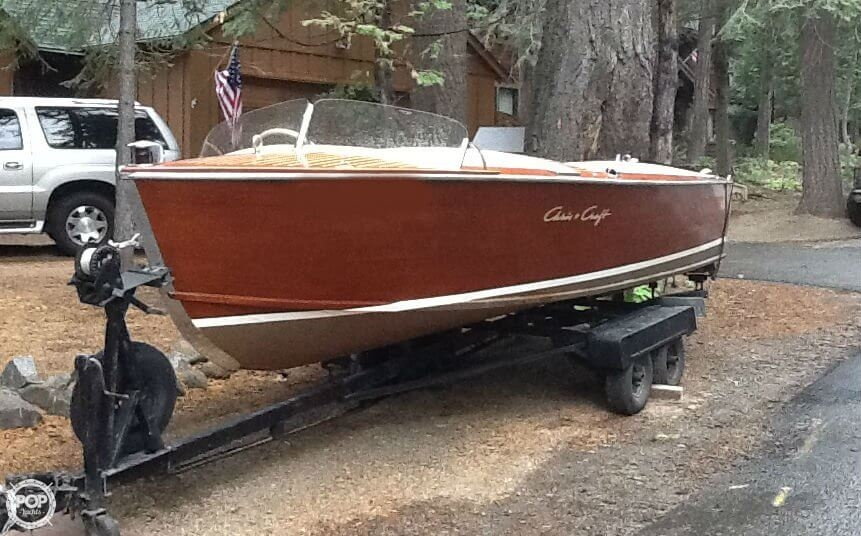 1954 Chris-Craft Sportsman Deluxe - Photo #6