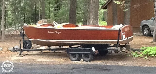 1954 Chris-Craft Sportsman Deluxe - Photo #7