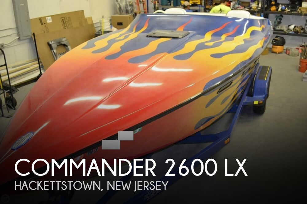 1999 COMMANDER 2600 LX for sale