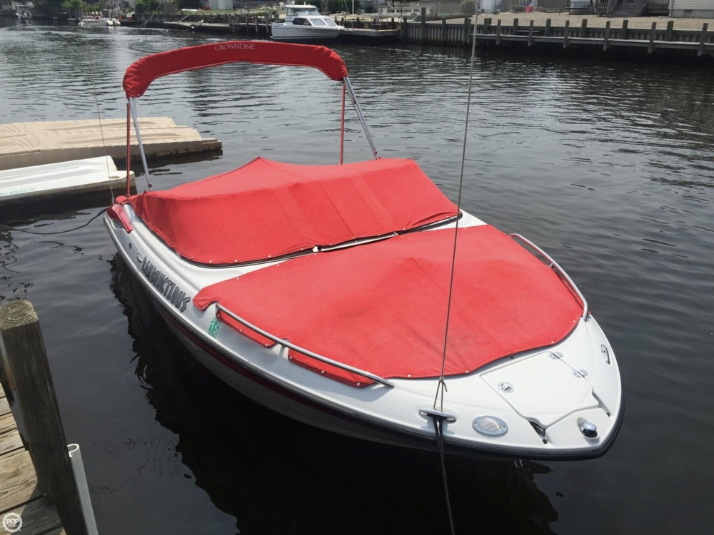 2005 Crownline boat for sale, model of the boat is 206 LS & Image # 2 of 40
