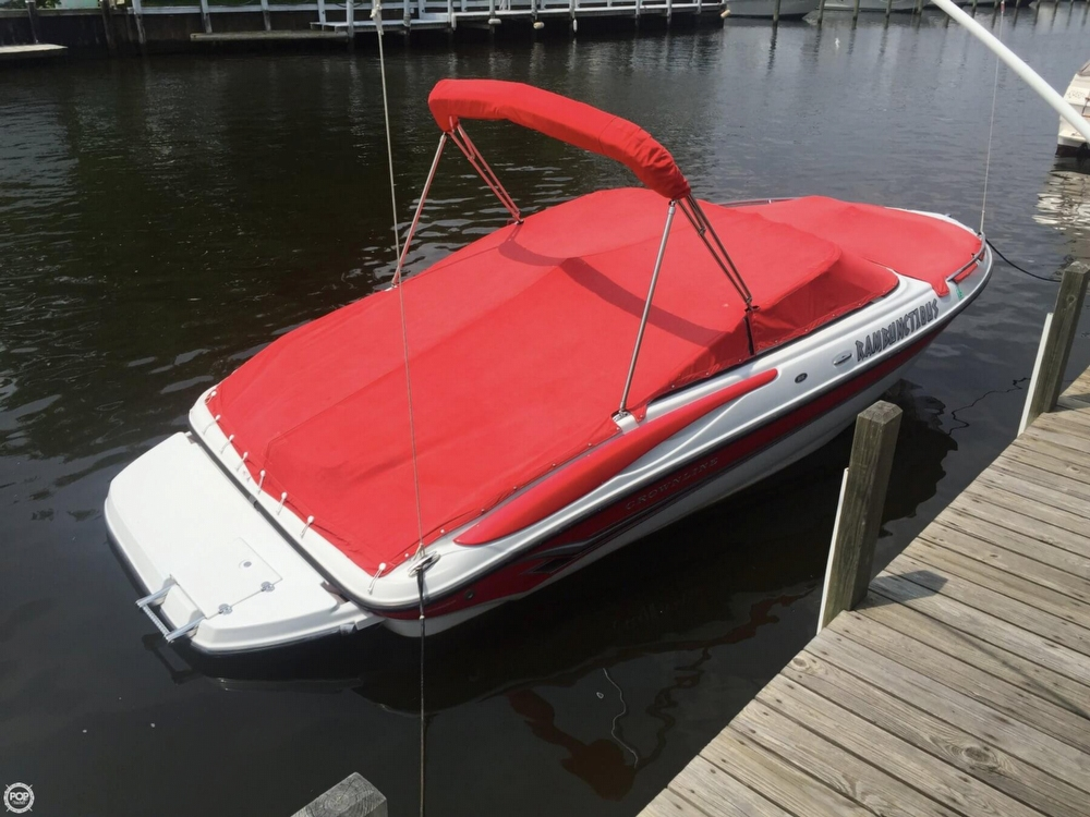2005 Crownline boat for sale, model of the boat is 206 LS & Image # 6 of 40