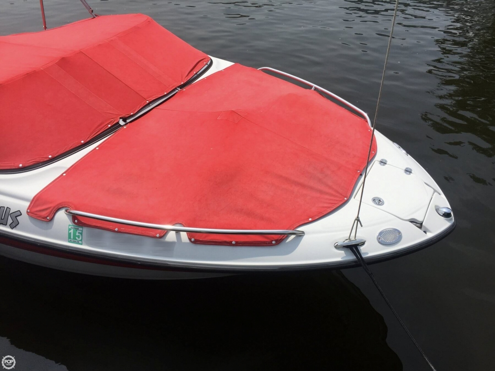 2005 Crownline boat for sale, model of the boat is 206 LS & Image # 7 of 40