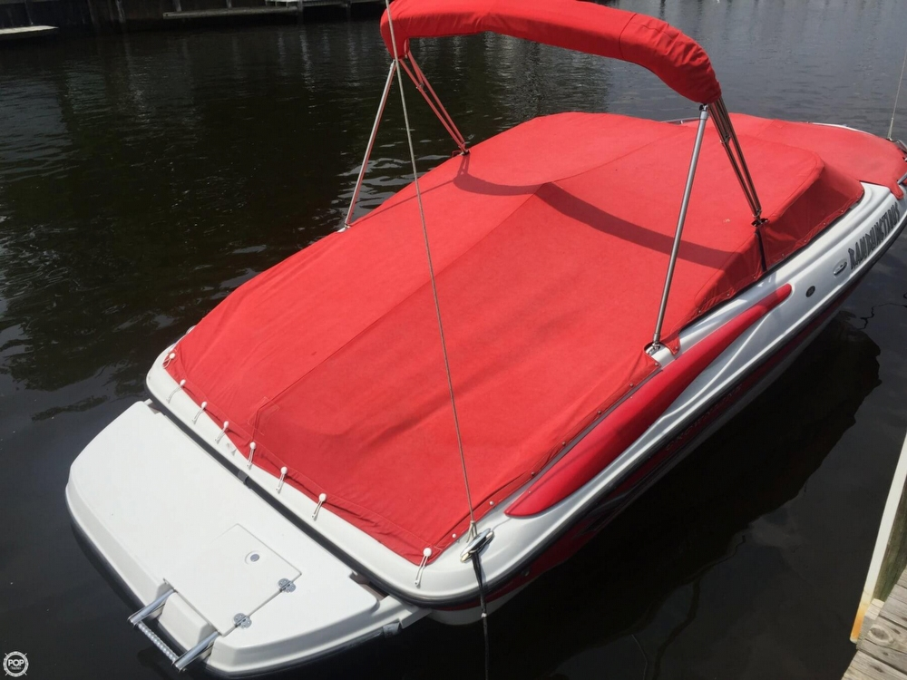 2005 Crownline boat for sale, model of the boat is 206 LS & Image # 10 of 40