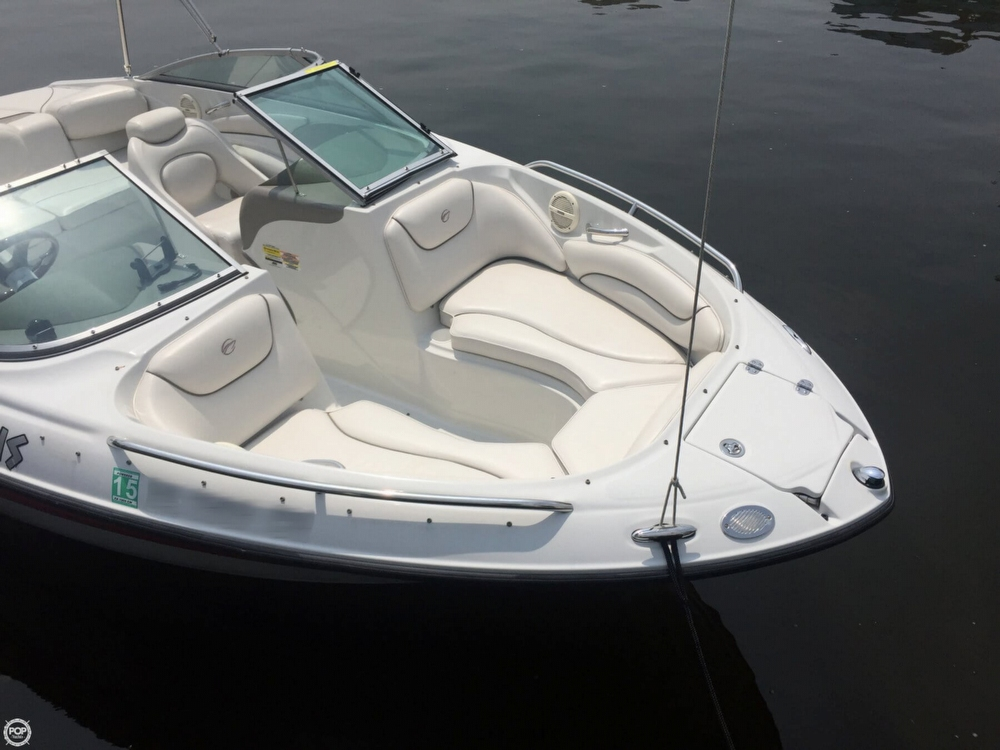 2005 Crownline boat for sale, model of the boat is 206 LS & Image # 14 of 40