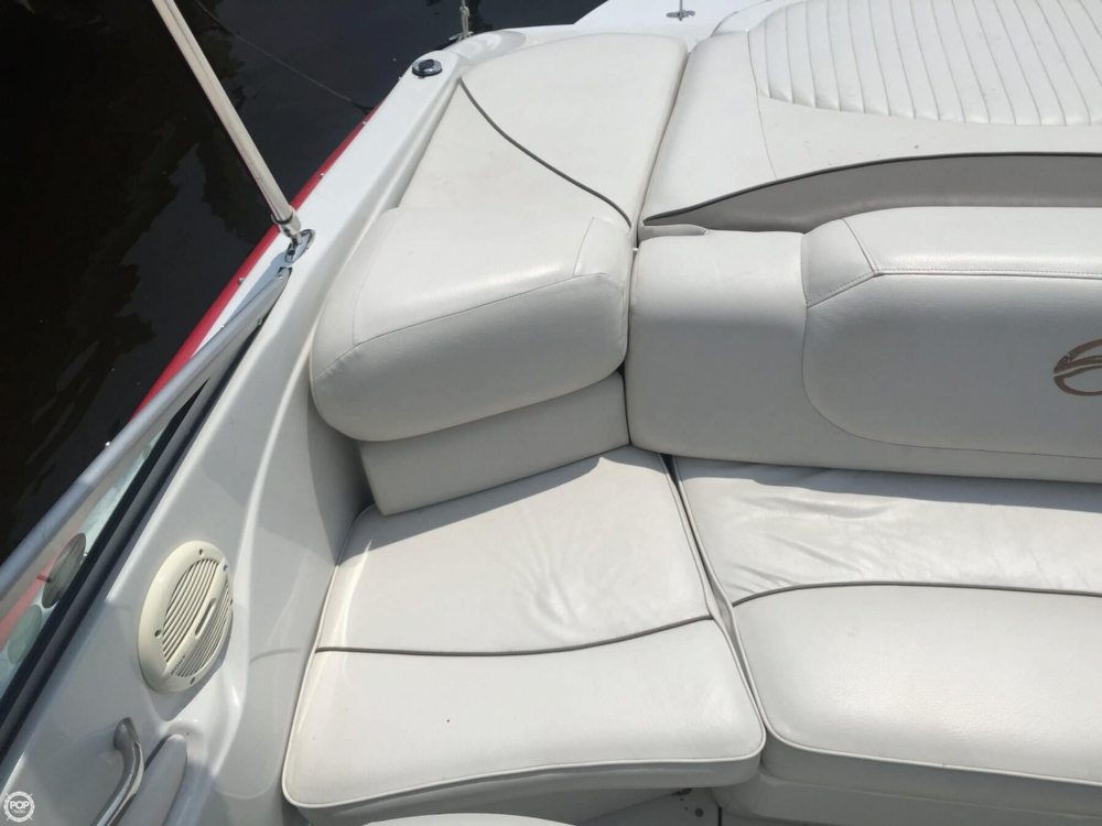 2005 Crownline boat for sale, model of the boat is 206 LS & Image # 22 of 40