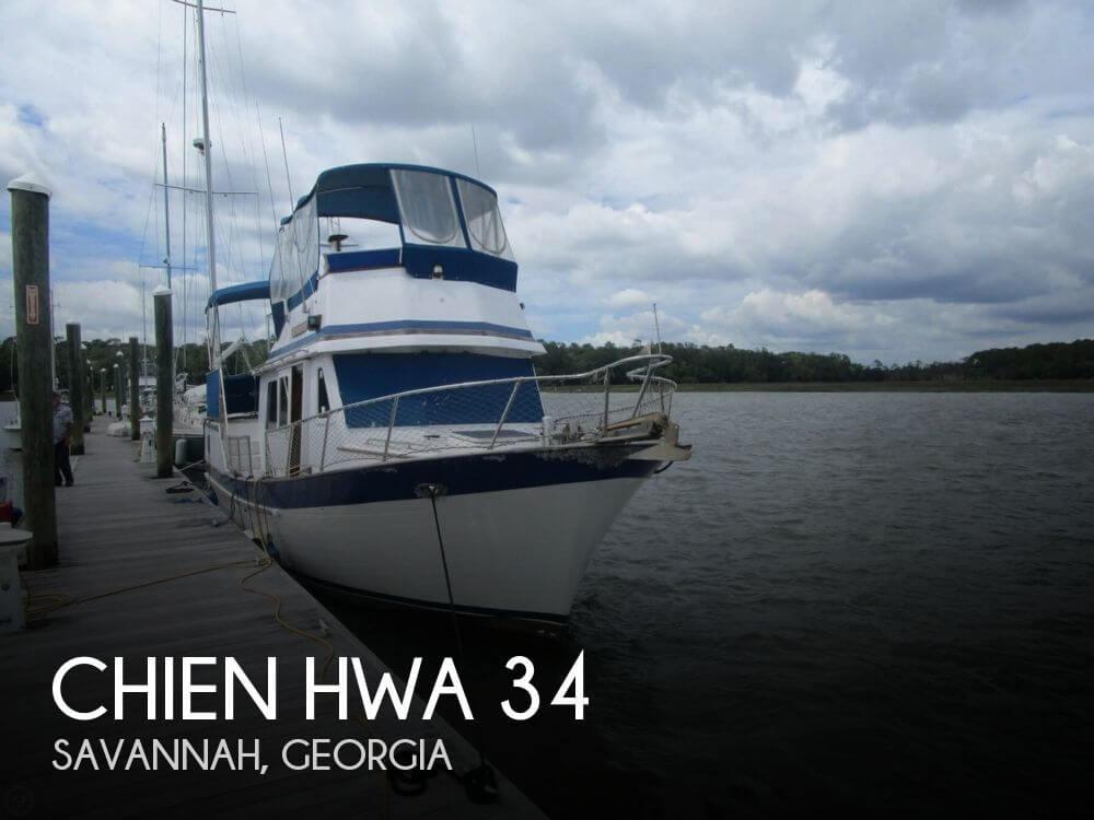 1984 Chien Hwa 34 - Photo #1