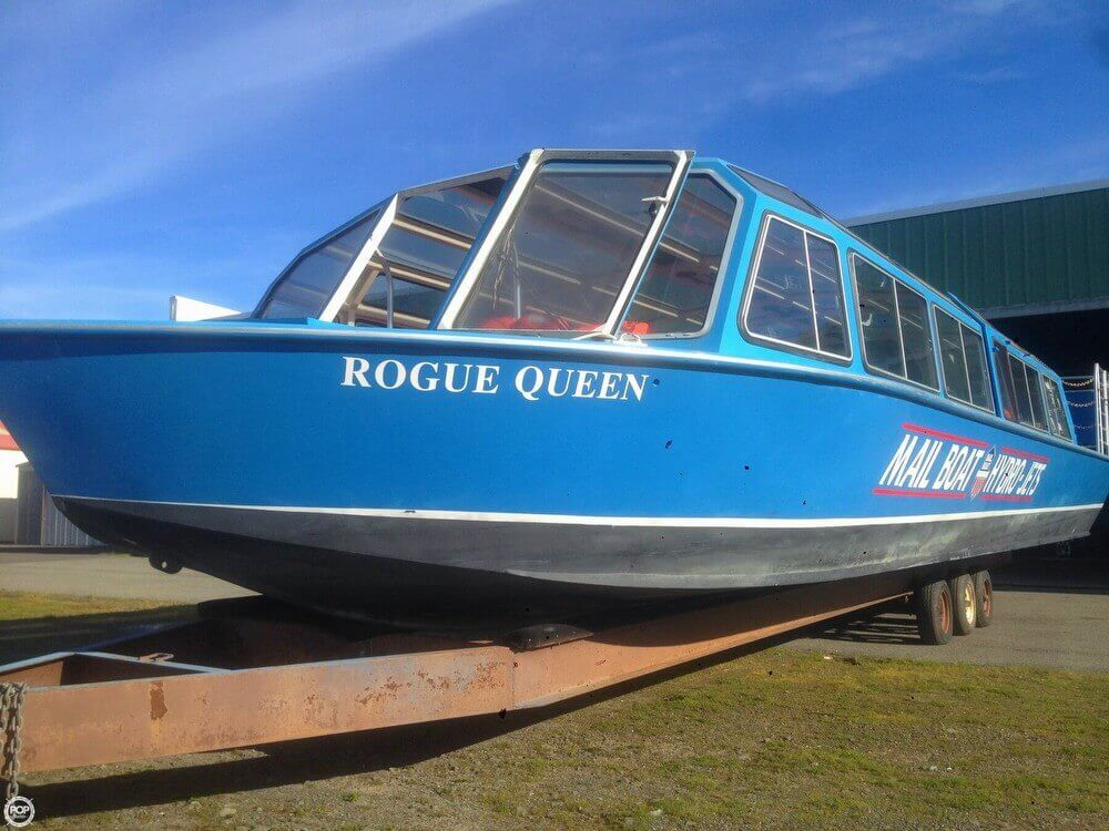 1987 Sea People Manufacturing boat for sale, model of the boat is 43ft & Image # 15 of 40
