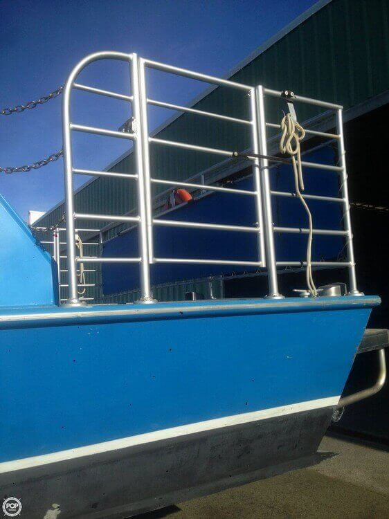 1987 Sea People Manufacturing boat for sale, model of the boat is 43ft & Image # 19 of 40