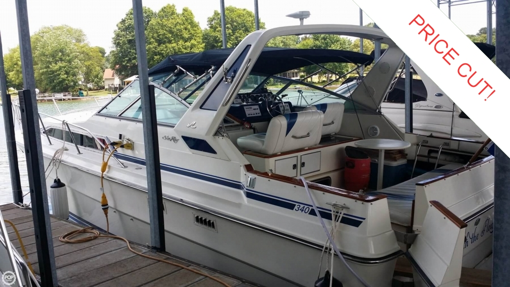 Used Sea Ray Boats For Sale in North Carolina by owner | 1989 Sea Ray 33