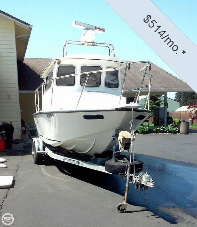 Used Boats For Sale in Portland, Oregon by owner | 2008 Questar 25