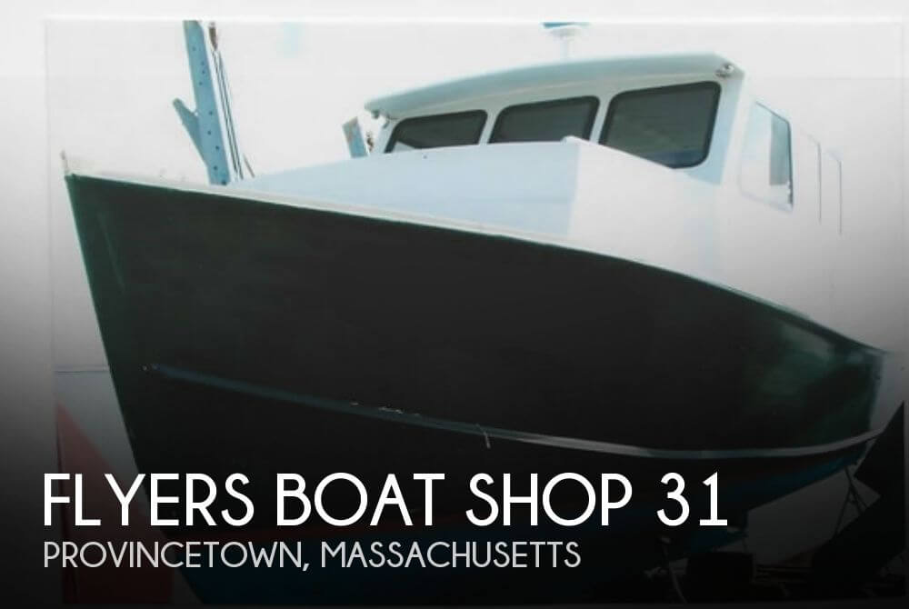1983 Flyers Boat Shop 31 - Photo #1