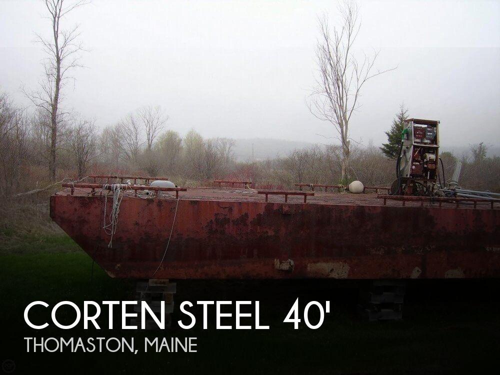 1992 Corten Steel 16x40 Little Dipper