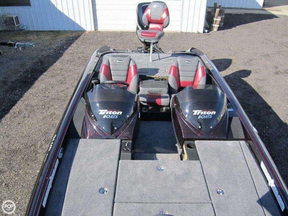 2012 Triton 21 HP Elite DC - Photo #16