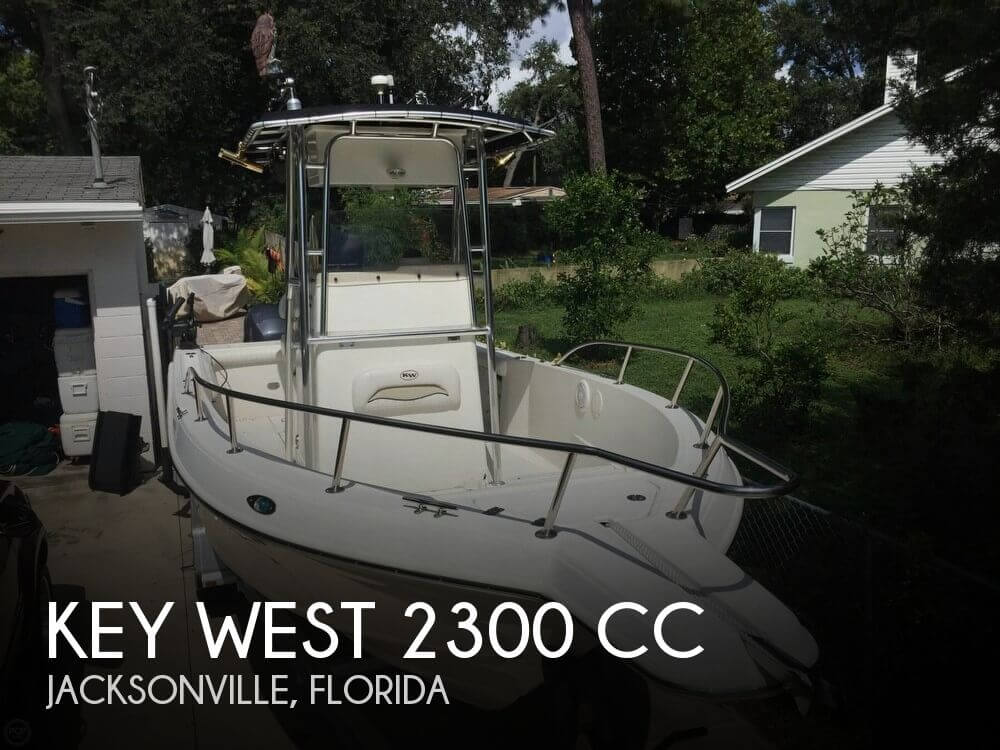 Used Key West Boats For Sale by owner | 2008 Key West 2300 CC