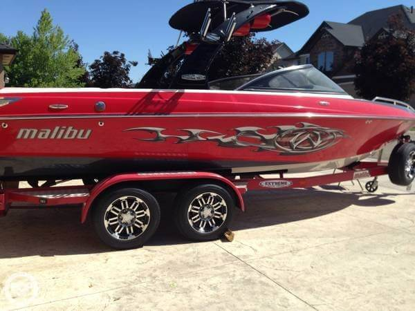2006 Malibu 21 Wakesetter VLX - Photo #4