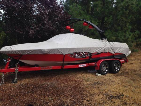 2006 Malibu 21 Wakesetter VLX - Photo #5