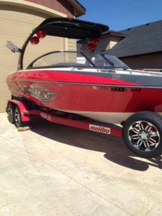 2006 Malibu 21 Wakesetter VLX - Photo #3