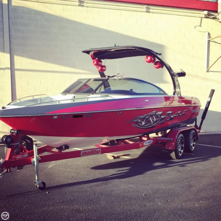 2006 Malibu 21 Wakesetter VLX - Photo #26