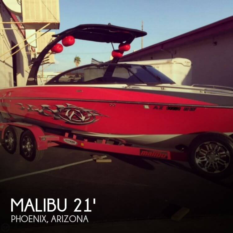 2006 Malibu 21 Wakesetter VLX - Photo #1