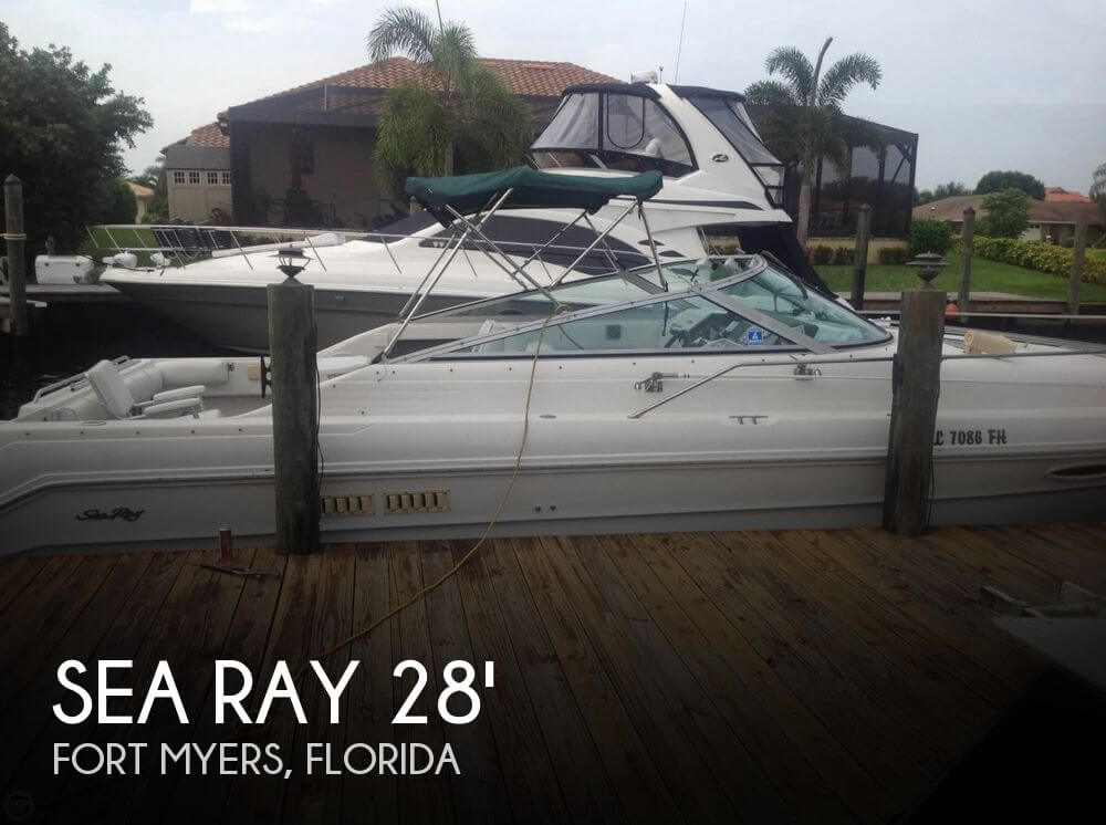 1991 Sea Ray 280 Weekender - Photo #1