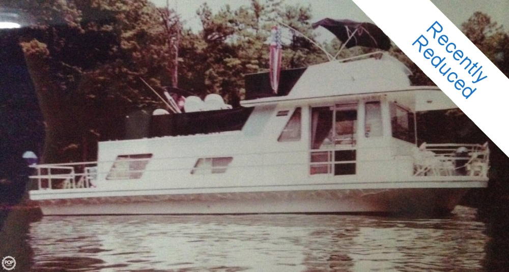 Used GIBSON Boats For Sale by owner | 1984 Gibson 42