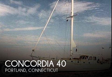 1962 CONCORDIA 40 for sale