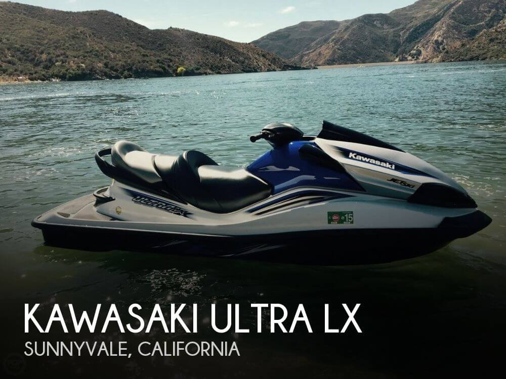 2013 KAWASAKI ULTRA LX for sale