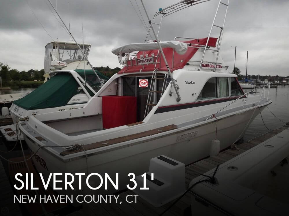 1978 SILVERTON 31 CONVERTIBLE for sale