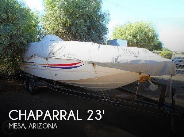 2001 Chaparral 232 Sunesta - Photo #1