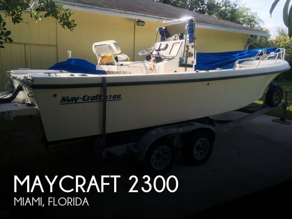 1998 Maycraft 2300 - Photo #1