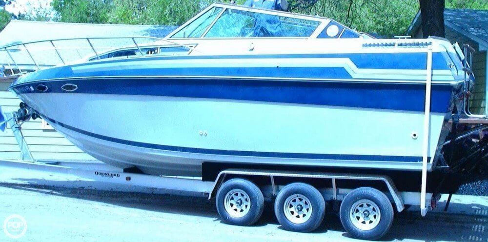 1988 Celebrity boat for sale, model of the boat is 266 Crownline & Image # 3 of 40