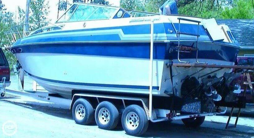 1988 Celebrity boat for sale, model of the boat is 266 Crownline & Image # 4 of 40